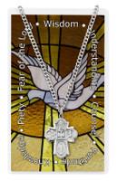 (PSD2410) 4-WAY PRAYER CARD SET