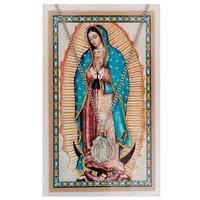 (PSD500OLG) OL GUAD PRAYER CARD SET