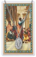 (PSD550PL) ST PAUL PRAYER CARD SET