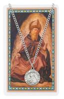 (PSD600AU) ST AUGUSTINE PRAYER CARD SET