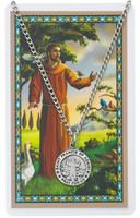 (PSD600FR) ST FRANCIS PRAYER CARD SET