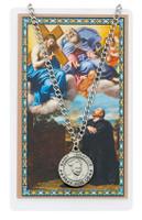 (PSD600IG) ST IGNATIUS PRAYER CARD SET