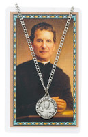 (PSD600JBC) ST JOHN BOSCO PRAYER CARD SET
