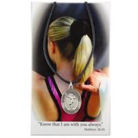 (PSD671GY) GIRLS GYMNASTICS PRAY CARD SET