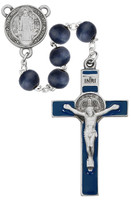 (R669DF) 8MM BLUE WOOD ST BENEDICT RSRY