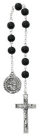 (CH121) ST. PEREGRINE CHAPLET, CARDED