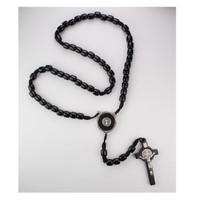 (P244C) BLACK INLAY ST. BENEDICT RSRY