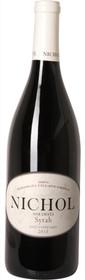 Nichol 2015 Nates' Vineyard Syrah 750ml