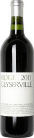 Ridge 2011 Geyserville