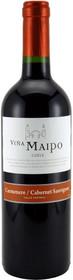 Vina Maipo 2015 Carmenere Cabernet Sauvignon 750ml