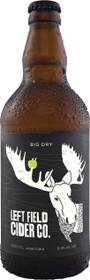 Left Field Cider Co Big Dry Cider 500ml