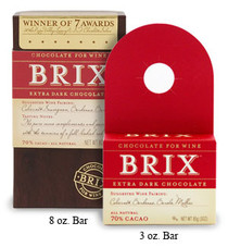 Brix Extra Dark Chocolate 3oz