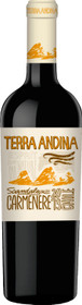 Terra Andina 2013 Scandaleux Carmenere 750ml