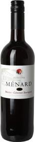 Domaine de Menard 2014 Cabernet-Merlot 750ml