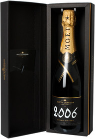 Moet & Chandon 2006 Brut Impérial 750ml open