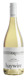 Haywire 2014 White Label Pinot Gris 750ml
