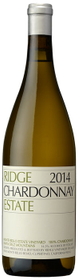 Ridge 2014 Estate Santa Cruz Chardonnay 750ml