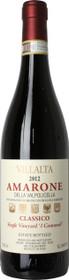 Villalta 2012 Amarone della Valpolicella Classico DOC 750ml