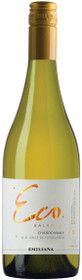 Emiliana 2015 Eco-Balance Chardonnay 750ml
