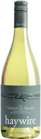 Haywire 2014 Sauvignon Blanc Waters & Banks 750ml