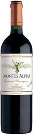 Montes 2014 Alpha Cabernet Sauvignon 750ml