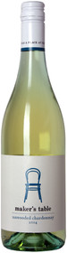 Saltram 2014 Makers Table Unoaked Chardonnay 750ml