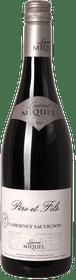 Laurent Miquel 2015 Pere & Fils Cabernet Sauvignon 750ml
