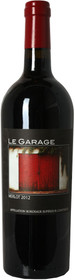 Alain Porteau 2012 Le Garage Bordeaux 750ml