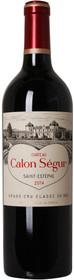 Château Calon Segur 2014 St. Estèphe 750ml