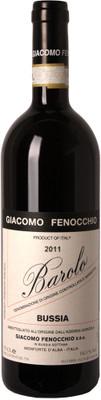 "Giacomo Fenocchio 2011 Barolo ""Bussia"" DOCG 750ml"