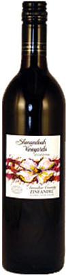 Shenandoah Zinfandel Organic 750ml