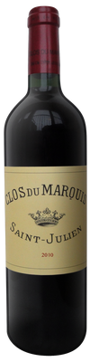 Clos du Marquis 2010, Saint-Julien 750ml