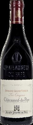 """Domaine Grand Veneur 2011 Chateauneuf-du-Pape """"Les Origines"""" Rouge 750ml"""