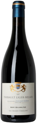 "Thibault Liger-Belair 2012 Bourgogne Rouge ""Les Grands Chaillots"" 750ml"