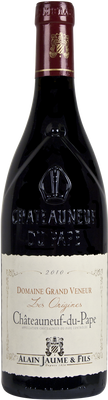 """Domaine Grand Veneur 2011 Chateauneuf-du-Pape """"Les Origines"""" Rouge 1.5L"""