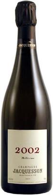 Champagne Jacquesson 2002 Millesime Grand Cru