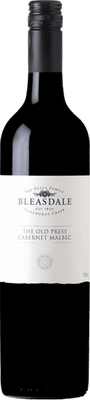Bleasdale 2009 The Old Press Cabernet Malbec 750ml