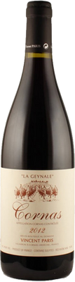 Vincent Paris 2012 Cornas 'La Geynale' 750ml