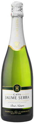 Jaume Serra Cava Brut Nature 750ml
