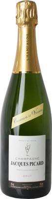 Champagne Jacques Picard Brut Selection NV Grand Cru 750ml