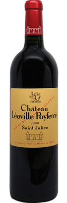 Château Leoville Poyferre 2009, St. Julien