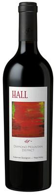 "Hall Wines 2007 Cabernet Sauvignon ""Diamond Mountain"" 750ml"