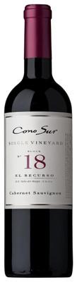 Cono Sur 2011 Single Vineyard Merlot 750ml