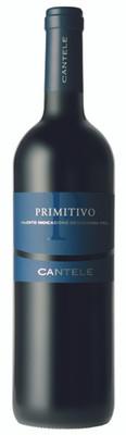 Cantele 2007 Primitivo IGT Salento