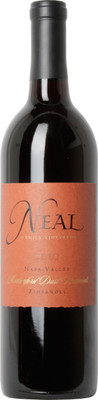 """Neal Family 2010 Zinfandel """"Rutherford Dust Vineyard"""""""
