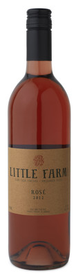 Little Farm 2012 Blind Creek Vineyards Rose