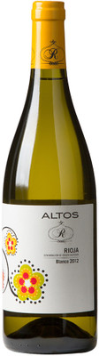 Altos de Rioja 2012 Blanco