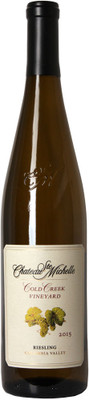 Chateau Ste. Michelle 2015 Riesling Cold Creek 750ml