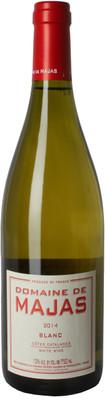 Domaine Majas 2014 Blanc Cotes Catalanes 750ml