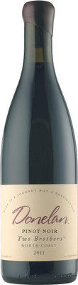 "Donelan 2012 Pinot Noir ""Two Brothers"" 750ml"